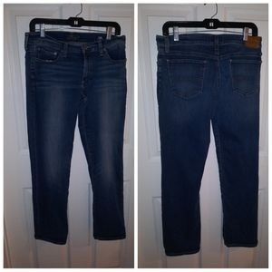 Lucky brand jeans sweet straight size 10